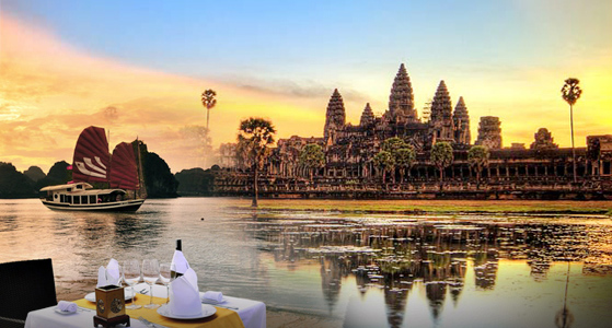 Cambodia to Vietnam Highlight Tour