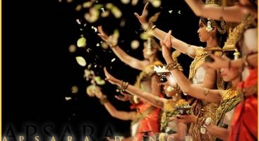 Cambodian Art Performance