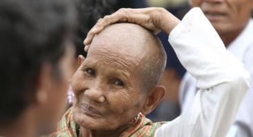 Cambodia Gestures
