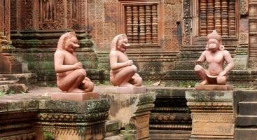 Cambodia Hinduism