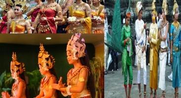 Cambodian In Religious Rituals