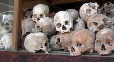 Khmer Rouge regime (1975 - 1979)