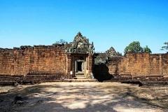 Banteay Srey and Banteay Samre