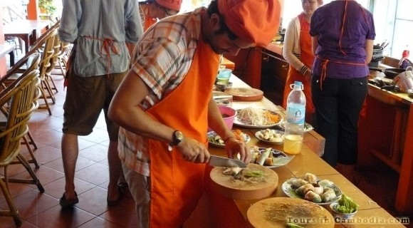 Cooking Class in Siem Reap