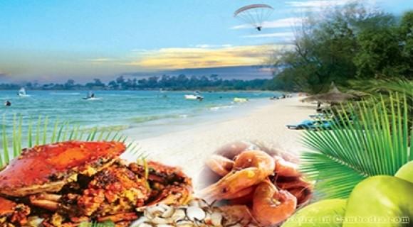 Beach in Sihanouk Ville