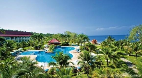 Resort in Sihanouk Ville