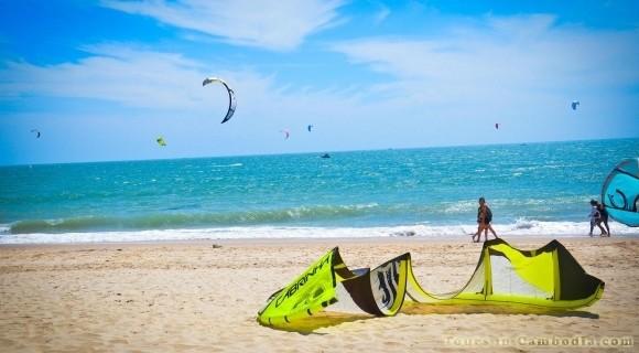 Mui Ne Beach in Vietnam