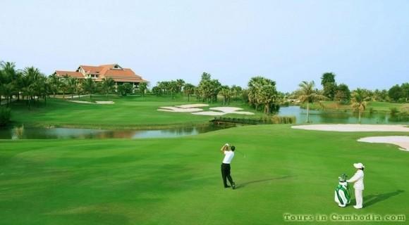 Phokeethra Golf Country Club in Siem Reap