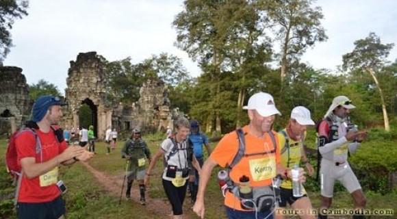 Trekking in Siem Reap