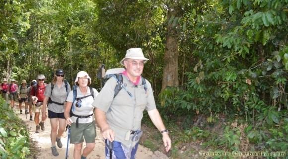 Trekking in Phnom Penh