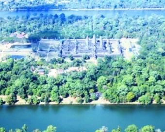 Amazing of Angkor