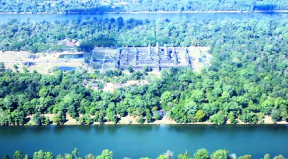 Amazing of Angkor