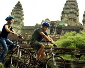 Angkor Highlight Biking