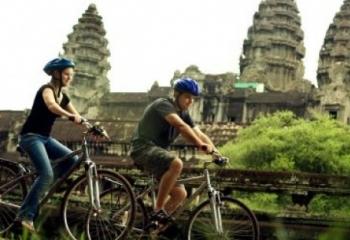 Angkor Highlight Biking