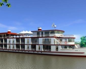 An Elegant Harmony on Jahan Mekong Cruise