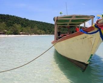 Cambodia Beach Break Tour