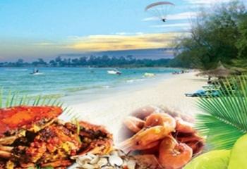 Cambodia Paradise Beach Tour