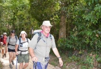 Grand Cambodia Trekking Tour