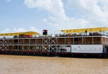 Explore Treasures of Cambodia on Pandaw Cruise