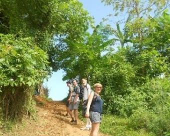 Siem Reap Easy Trekking Tour