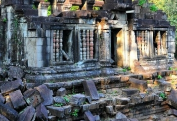 Mysterious Angkor Temples Tour