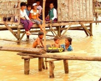 Southeast of Cambodia