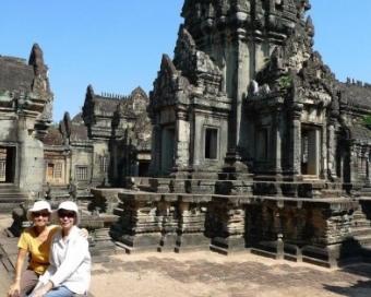Phnom Penh to Siem Reap 5 days