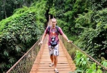 Phnom Penh to Ratanakiri Trekking Tour